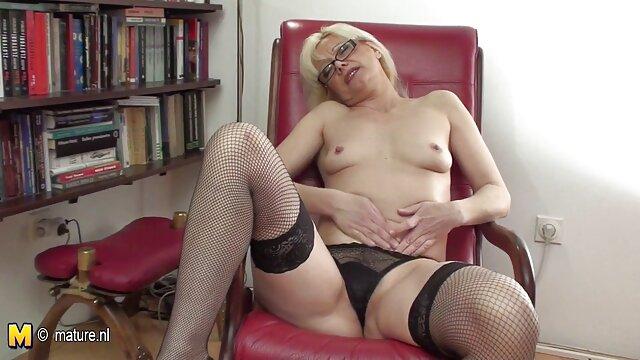 مادر بزرگ پورنو